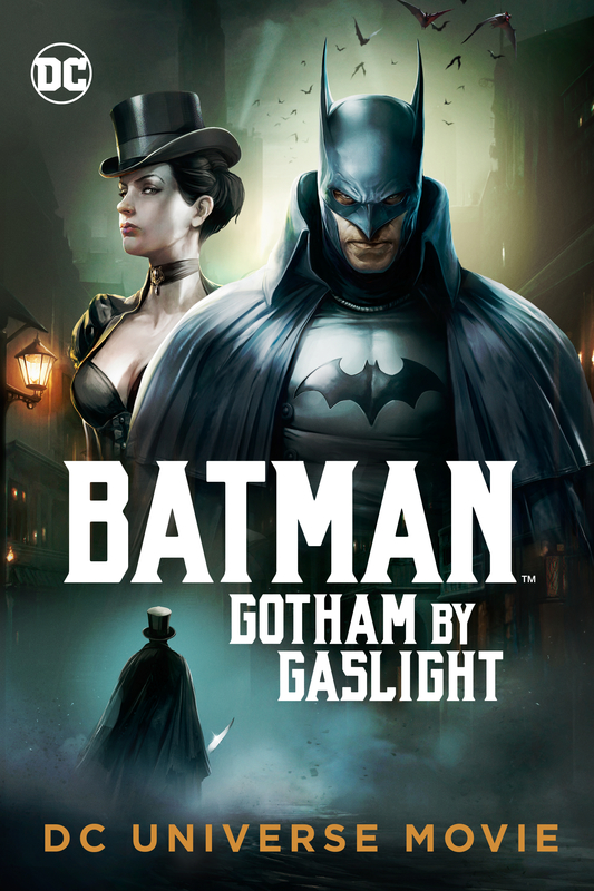 ดูหนังออนไลน์ฟรี BATMAN GOTHAM BY GASLIGHT (2018) ซับไทย