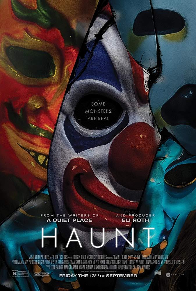ดูหนังออนไลน์ฟรี Haunt (2019) บ้านผีสิงอำมหิต