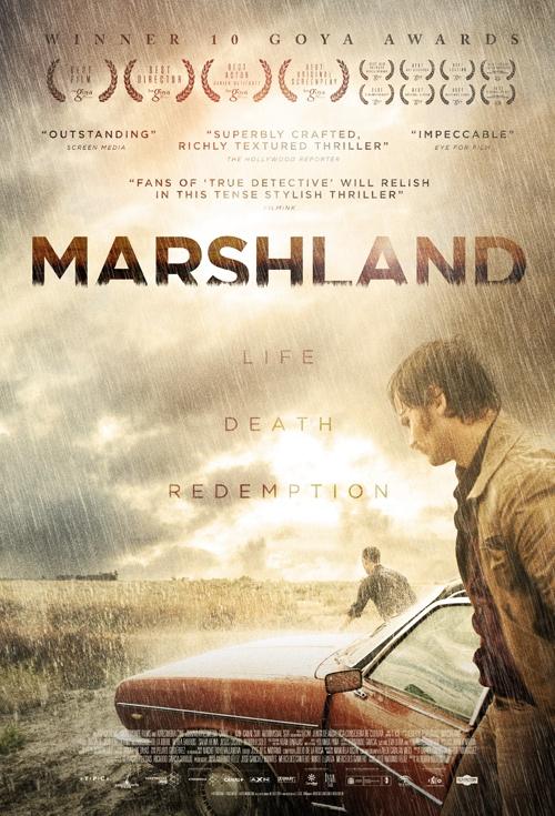 ดูหนังออนไลน์ Marshland (2014) ตะลุยเมืองโหดตำรวจสองนายหายตัวไปทางใต้ของสเปน หนึ่งฆาตกรต่อเนื่องที่จะจับ ความลับและการโกหกมากมายที่ค้นพบ