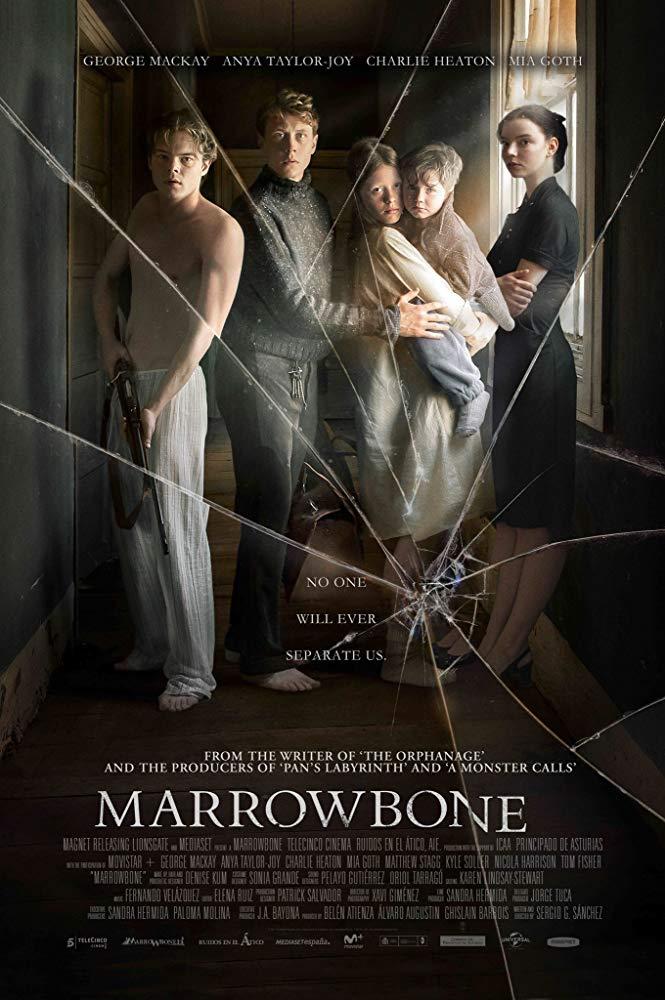 ดูหนังออนไลน์ฟรี Marrowbone (2017) ตระกูลปีศาจ