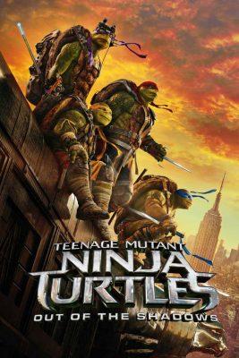 ดูหนังออนไลน์ฟรี Teenage Mutant Ninja Turtles 2 เต่านินจา 2
