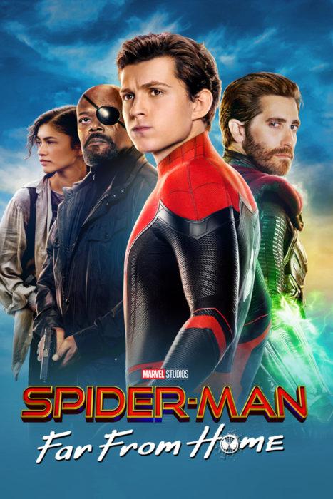 ดูหนังออนไลน์ฟรี Spider-Man : Far From Home (2019) สไปเดอร์แมน  HD