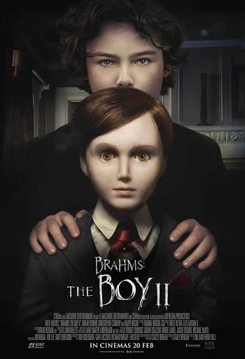 ดูหนังออนไลน์ฟรี Brahms The Boy II ตุ๊กตาซ่อนผี 2
