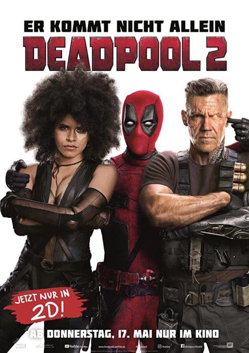 ดูหนังออนไลน์ฟรี Deadpool2 (2018) เดดพูล 2 HD
