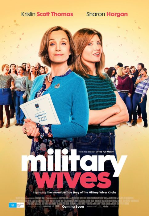 ดูหนังออนไลน์ฟรี Military Wives (2019) คุณเมียขอร้อง HD