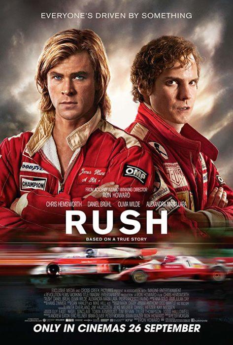 ดูหนังออนไลน์ฟรี RUSH (2013) อัดเต็มสปีด HD